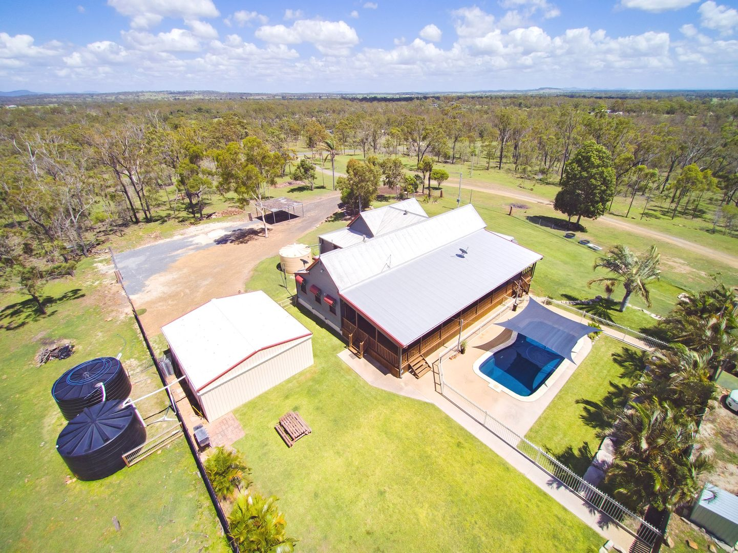 105 Black Gin Creek Road, Alton Downs QLD 4702, Image 0