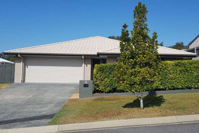 Picture of 5 Osprey Place, UPPER KEDRON QLD 4055