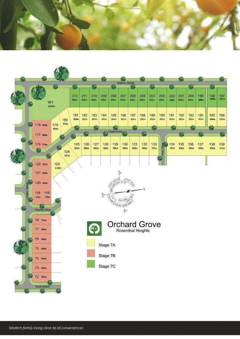 Lot 185 Chant Drive, Warwick QLD 4370, Image 0