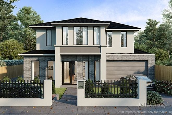 Picture of 1 &2&3/69 Rostrevor Parade, MONT ALBERT NORTH VIC 3129