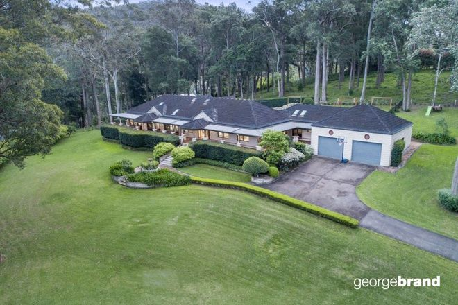 Picture of 111 Picketts Valley Road, PICKETTS VALLEY NSW 2251