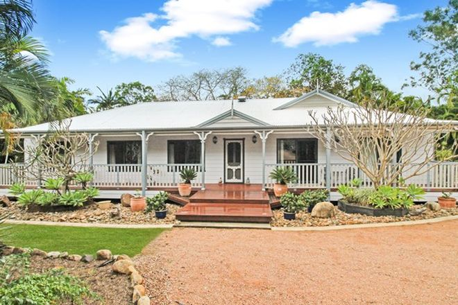 Picture of 352 Forestry Road, BLUEWATER PARK QLD 4818