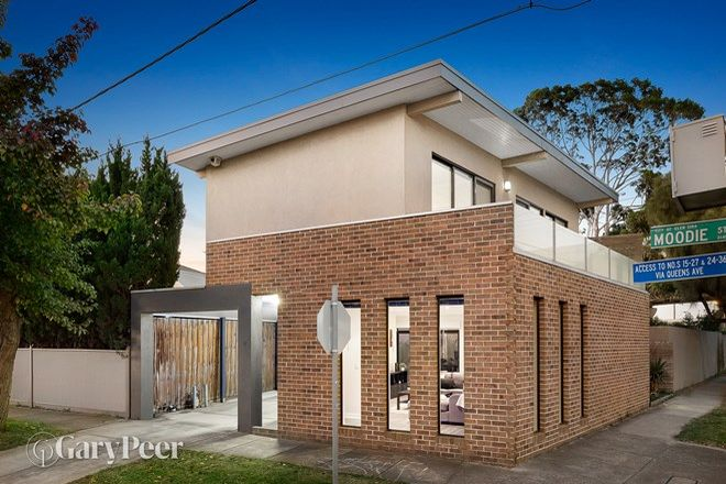 Picture of 2 Moodie Street, CAULFIELD EAST VIC 3145