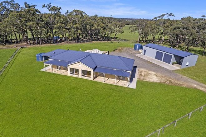 Picture of 52 Berrys Road, GORAE VIC 3305