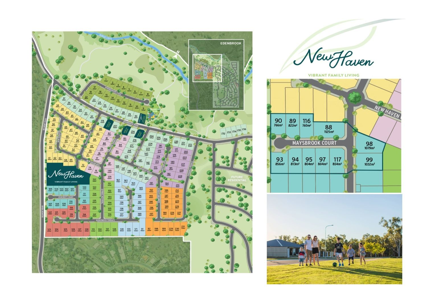 Lot 117 Mossvale Drive, Parkhurst QLD 4702, Image 1
