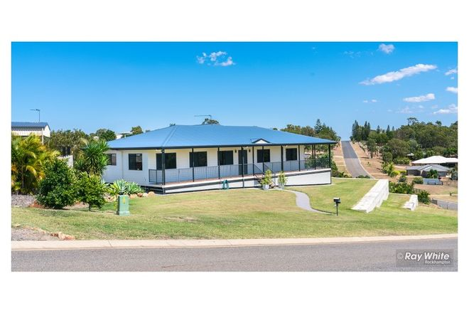 Picture of 124 Constance Avenue, ROCKYVIEW QLD 4701