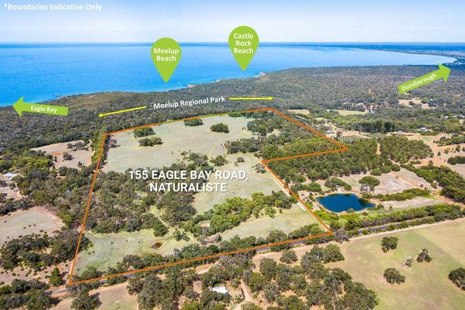Picture of 155 Eagle Bay Road, NATURALISTE WA 6281