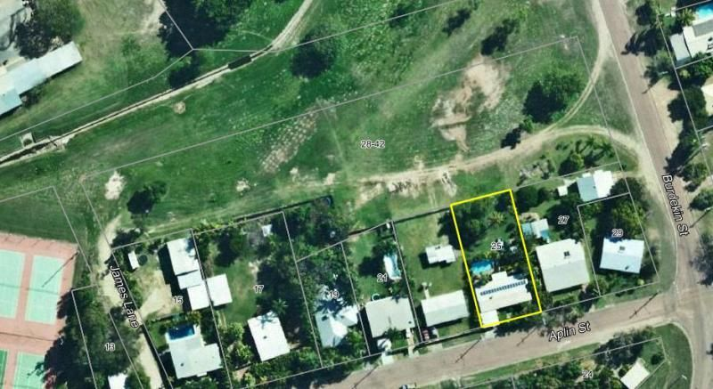 25 APLIN STREET, Charters Towers City QLD 4820, Image 1