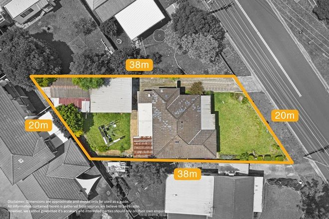 Picture of 46 GORDON AVENUE, INGLEBURN NSW 2565