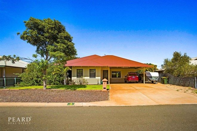 Picture of 3 Plumegrass Way, NICKOL WA 6714