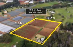 Picture of 15 Joffre Road, Silvan VIC 3795