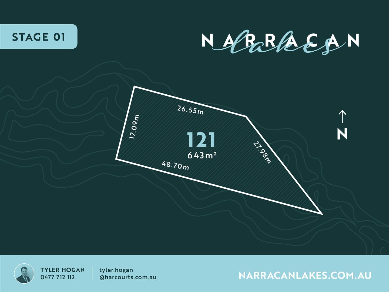 Lot 121 Narracan Lakes, Newborough VIC 3825, Image 0
