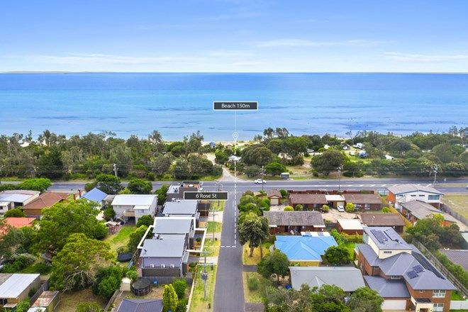 Picture of 6 Rose Street, CAPEL SOUND VIC 3940