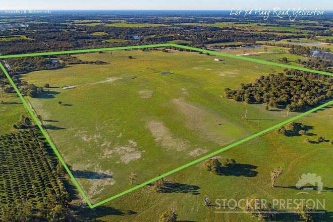 Picture of Lot 74 Haag Road, YELVERTON WA 6280
