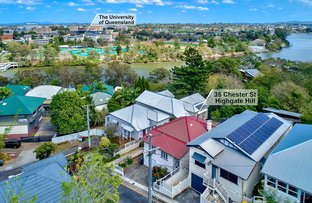 Picture of 35 Chester Street, Highgate Hill QLD 4101