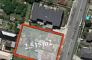 486, 488 & 490 Woodville Road, Guildford NSW 2161