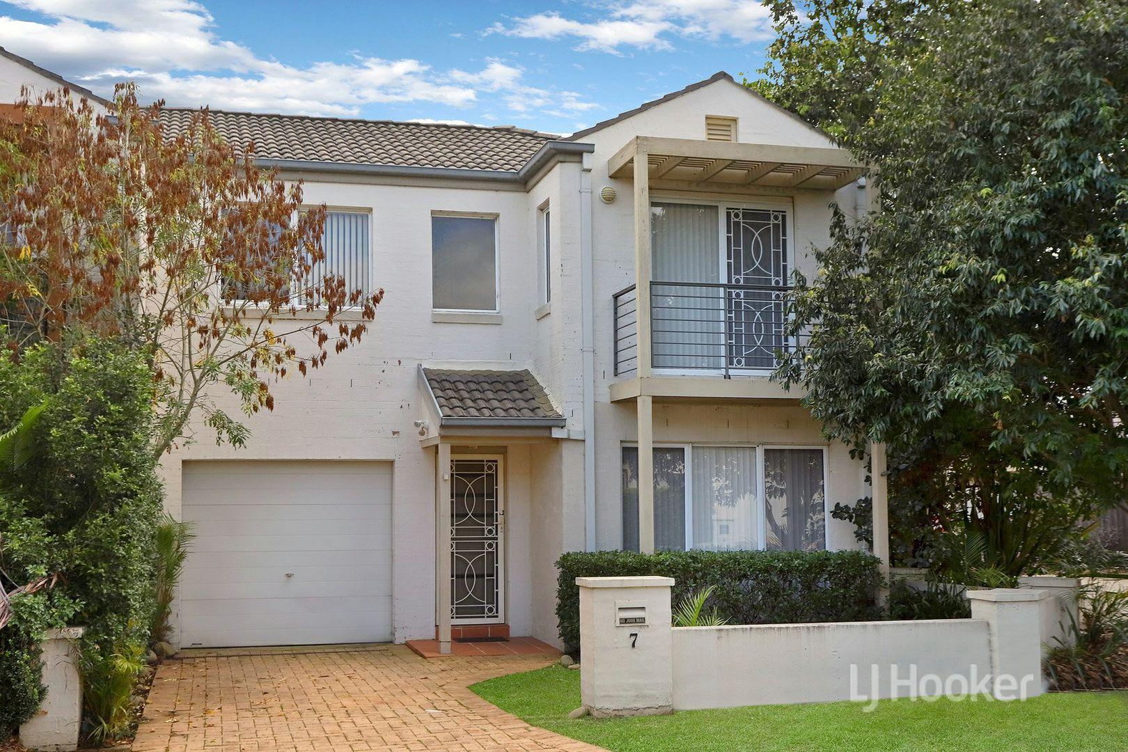 7 Kendell Street, Stanhope Gardens NSW 2768, Image 0