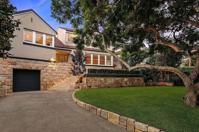 Picture of 8 Sirius Cove Road, MOSMAN NSW 2088