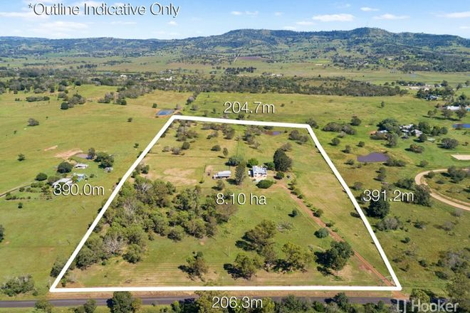 Picture of 533 Claus Road, GLAMORGAN VALE QLD 4306
