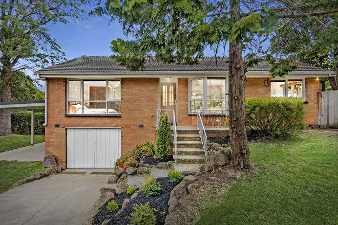 Picture of 63 Eley Road, BLACKBURN SOUTH VIC 3130