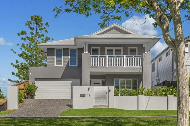 Picture of 11 McCormack Avenue, ASHGROVE QLD 4060