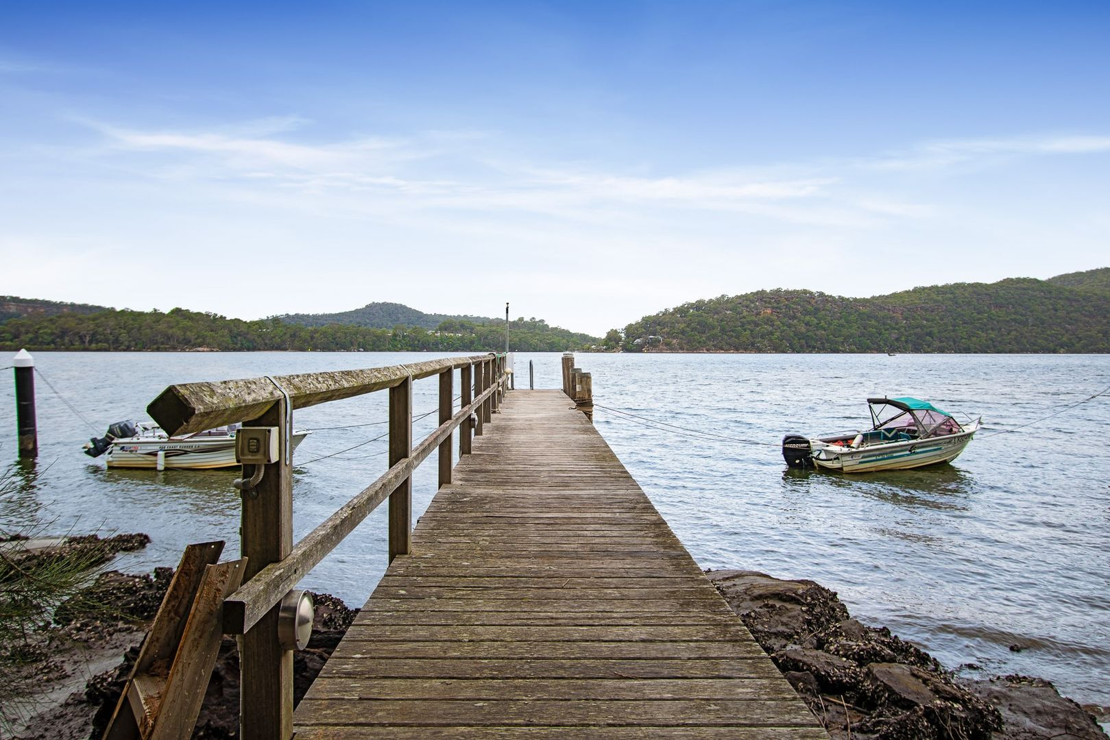 Lot 15 Hawkesbury River, Bar Point NSW 2083, Image 2