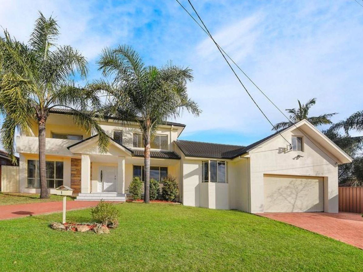 1 Hewison Avenue, Green Valley NSW 2168, Image 0