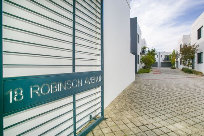 Picture of 11/18 Robinson Avenue, PERTH WA 6000