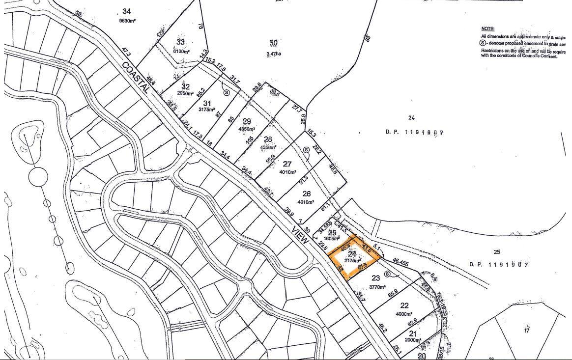 Lot 24 Coastal View Drive, Tallwoods Village NSW 2430, Image 0