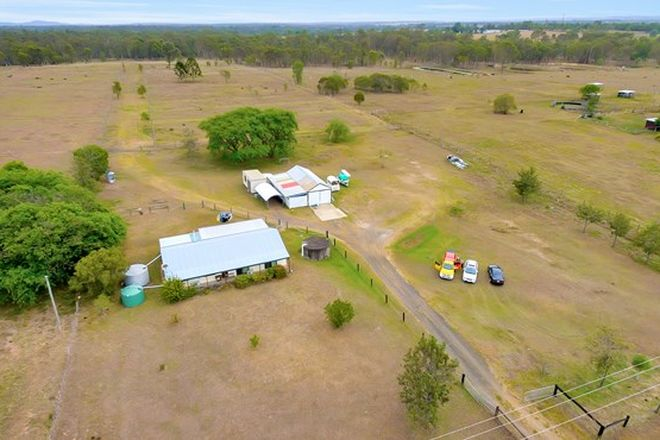 Picture of 422 Sugarloaf Road, MOUNT FORBES QLD 4340