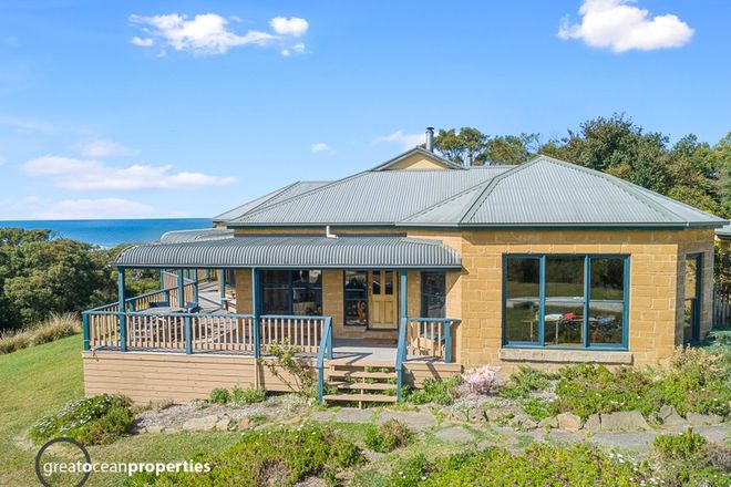 Picture of 3355 Great Ocean Road, GLENAIRE VIC 3238