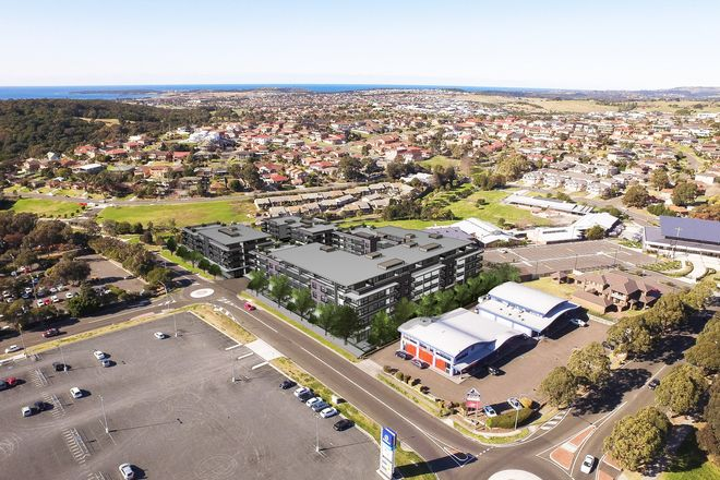 Picture of B206/Lot 4212 Benson Avenue, SHELLHARBOUR NSW 2529