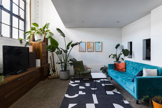 Picture of 15/183 Kerr Street, FITZROY VIC 3065