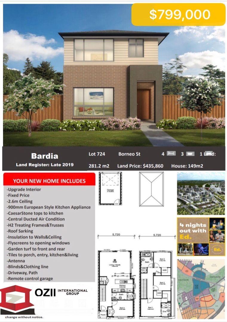 724 Borneo St, Bardia NSW 2565, Image 0