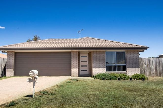 Picture of 9 Lynne Court, OAKEY QLD 4401