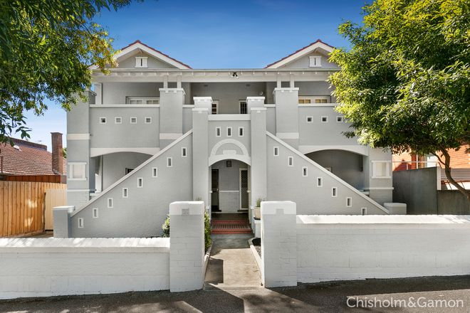 Picture of 4/26 Dickens Street, ELWOOD VIC 3184