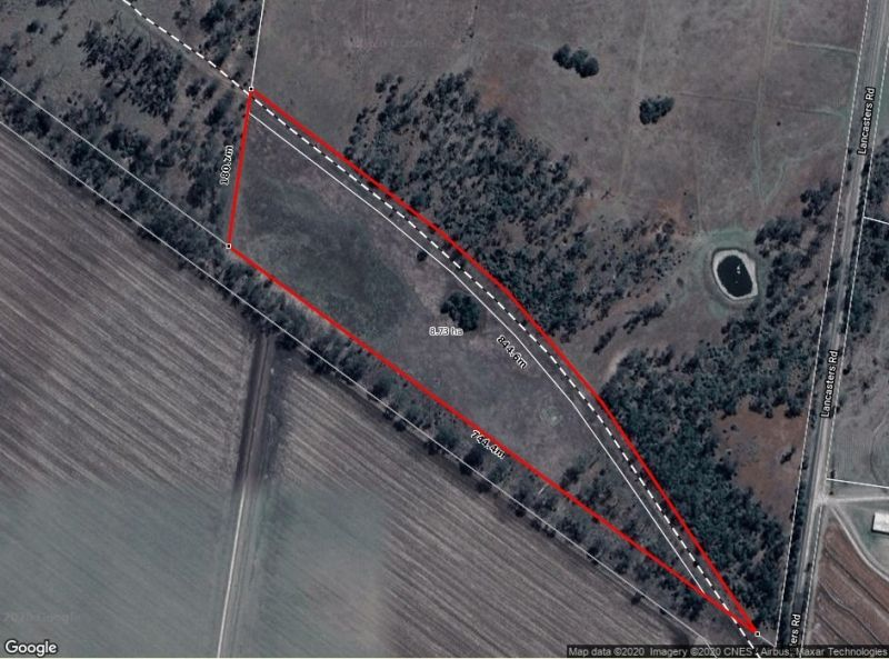 Lot 3 and Lot 289 Lancasters Road, Merlwood QLD 4605, Image 0