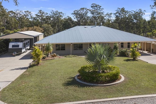 Picture of 43 Kimberly Grange Court, CURRA QLD 4570