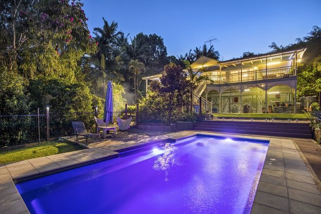 Picture of 196 Whites Road, MOUNT MELLUM QLD 4550