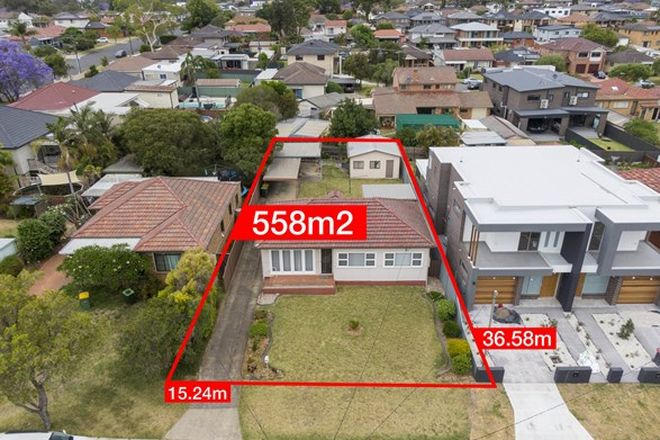 Picture of 30 Alliance Avenue, REVESBY NSW 2212