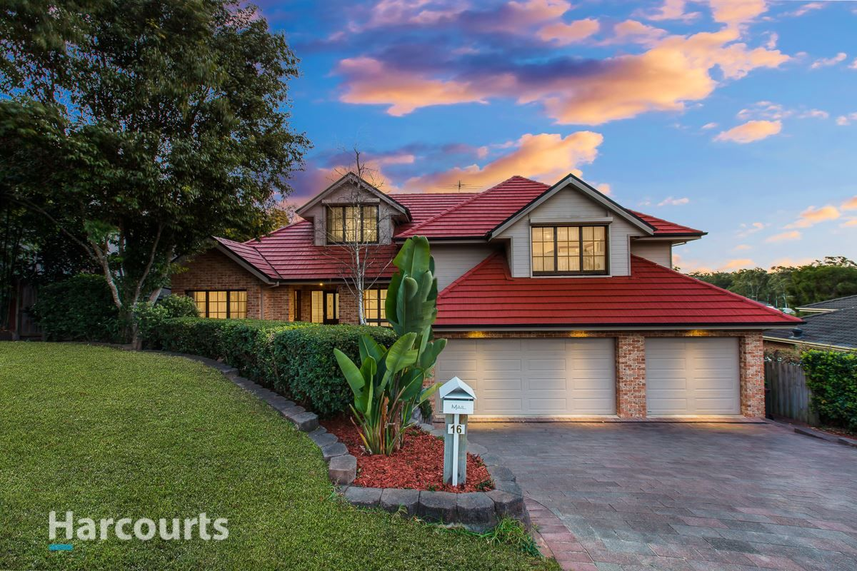 16 Highlands Way, Rouse Hill NSW 2155, Image 0