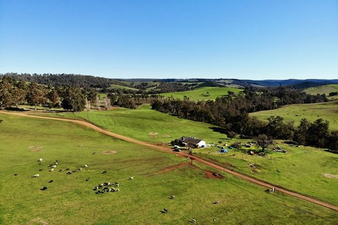 Picture of 296 Walter Willis Road, HESTER BROOK WA 6255