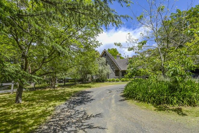 Picture of 11 Zig Zag Road, MOUNT MACEDON VIC 3441