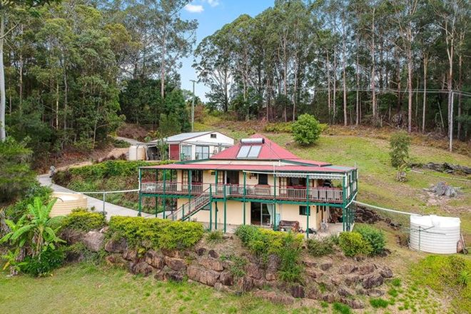 Picture of 188 Chevallum School Road, CHEVALLUM QLD 4555