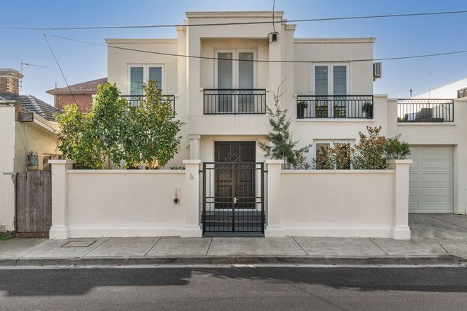 Picture of 1A Albion Street, SOUTH YARRA VIC 3141