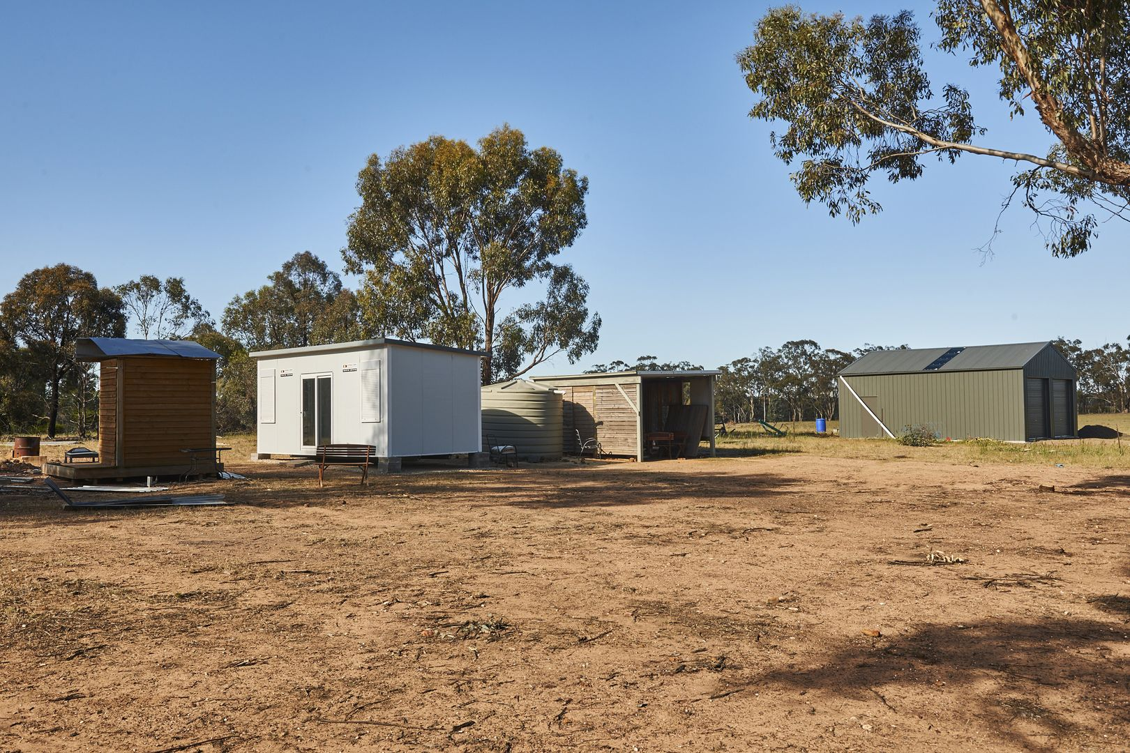Lot 3 Axedale-Crosbie Road, Toolleen VIC 3551, Image 0