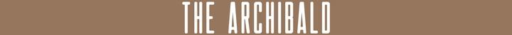 Branding for The Archibald