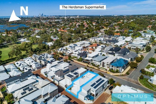 Picture of 12 Appleberry Street, CHURCHLANDS WA 6018