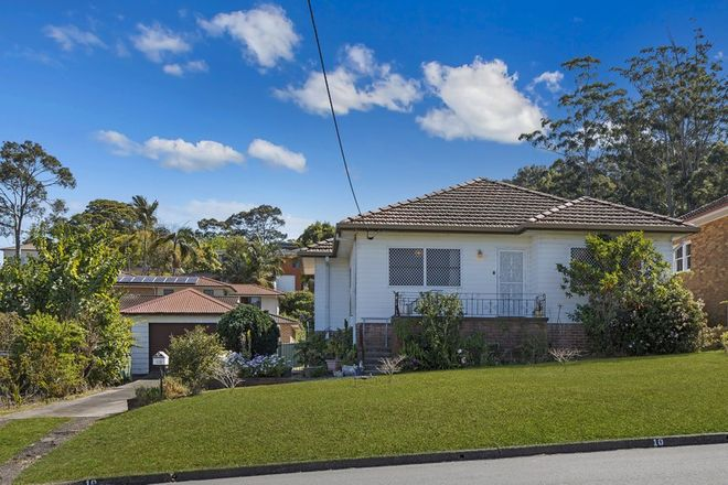 Picture of 10 Chapman Avenue, WYONG NSW 2259