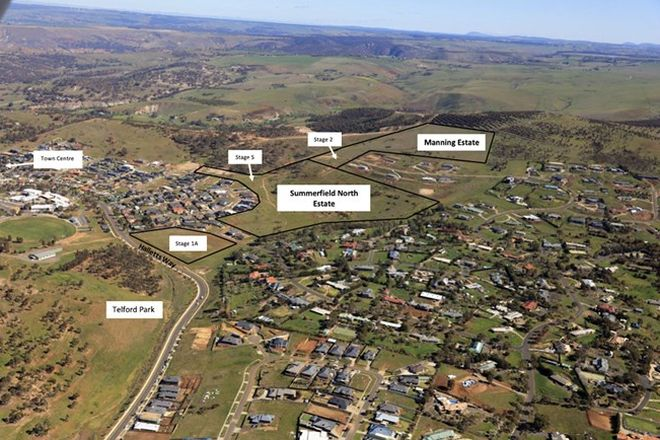 Picture of Manning Boulevard (Manning Estate), BACCHUS MARSH VIC 3340